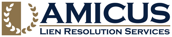 Amicus Lien Resolution Services